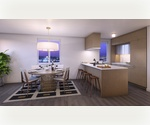 New development - Gorgeous Never Lived in 1 Bedroom with Full Cityscape in Battery Park City