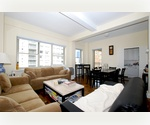 RARE, SPRAWLING  CONVERTIBLE 3 BEDROOM, 2 BATH, VIEWS, TERRACE - MIDTOWN EAST