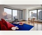 FINANCIAL DISTRICT; MUST-SEE VIEWS FROM EVERY WINDOW! HUGE, BRAND NEW 2 BEDROOM