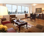 Lovely 2 Bedrooms, 2 Marble Baths with Glass Showers in Midtown East. Euro-style Kitchens with Granite Counter tops, Premium Appliances, and Custom Closets.