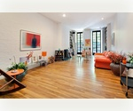 Price Drop~ Upper East Side Duplex Townhouse with Private Garden 420 East 85th Street For Sale