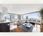 The Orion Condo - 350 W 42nd st - Most Desirable Line - Higher Floor Corner 2 Bedroom / 2 Bath for sale - City/River Views - Midtown West - Split 2 Bedroom