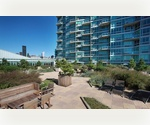 NO FEE! Pure Luxury Living In Long Island City! Two Bedroom Two Bath Residence wt Private Terrace And Dazzling City Views