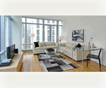 Extravagantly Amenitized Luxury! Short Term / Long Term Fully Furnished Two Bedroom Residence Located In The Heart Of Manhattan
