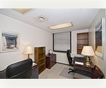 Fully Furnished and Staffed Temporary Office Spaces in Midtown Manhattan