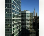 Luxury Midtown Studio with Two Roof Decks | Midtown West | Alcove Studio | Rental | Fitness Center and Pet Friendly