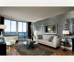 NO FEE - Luxury 2 bedroom apartment near Port Authority - Amenities include Garage, Fitness Center/ Gym, Swimming Pool, Lounge, Valet, Sundeck, Billiards and Cinema Room