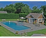 SOUTHAMPTON VILLAGE WITH POOL, JACUZZI, AND POOL HOUSE
