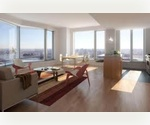 ***FINANCIAL DISTRICT***AMAZING TWO BEDROOM with FLOOR TO CEILING WINDOWS.  LUXURY BUILDING with AMAZING CITY VIEWS & SUPERB AMENITIES***NO FEE!!!