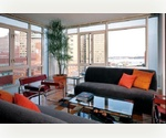 GRAMERCY - GORGEOUS 1 BDR. CONCIERGE~FITNESS CENTER+ CHEF&#39;S KIT.* WASHER/DRYER+ SWEEPING RIVER VIEWS *ROOF DECK&amp; GARDEN 