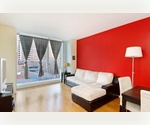 Bright and Sunny 1 Bedroom in the heart of TriBeCa