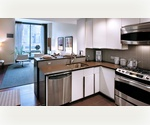 No Fee Upper West Side 1 bedroom/ 2 bathroom Luxury Apt. Near Lincoln Center