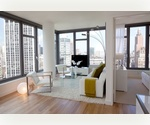 Prime Chelsea stunning views, modern finishes, tons of windows: Phenomenal Two Bedroom in Chelsea steps from its Hip Art Galleries, Boutiques, and Nightlife
